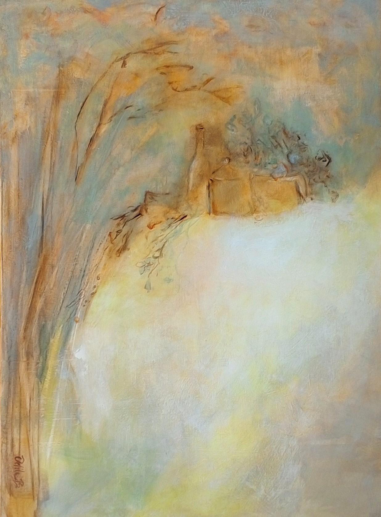 Peinture - A l'aube