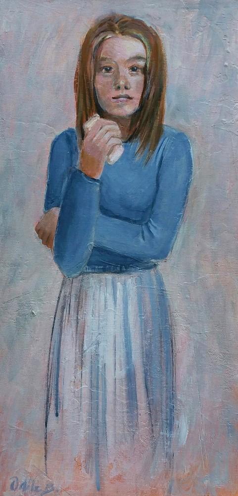 Peinture Rappelle moi