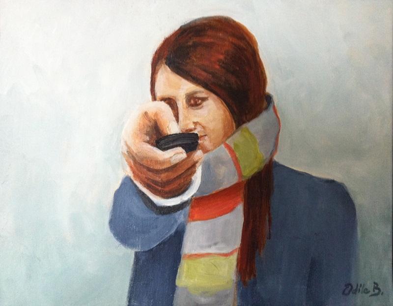 Peinture - Zapping