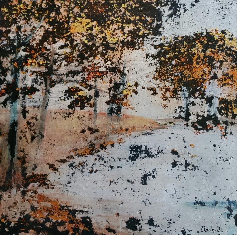 Coup d'automne sur les érables