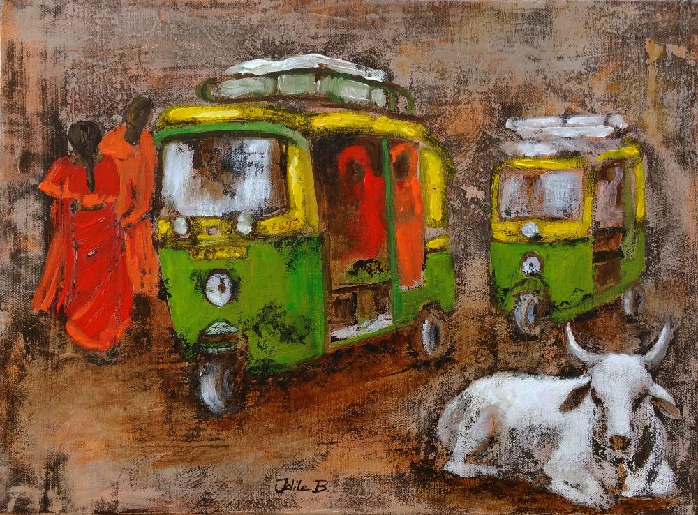 Peinture Rajasthan